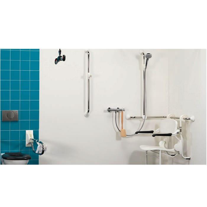 Handicare Corner and Combination Bathroom Safety Rail
