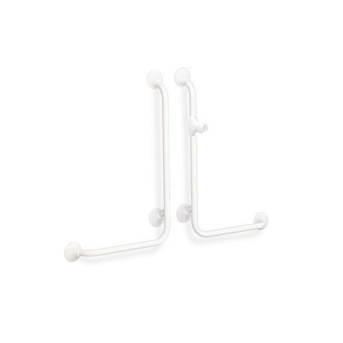 Handicare Angled Grab Rail for Toilet & Bathroom