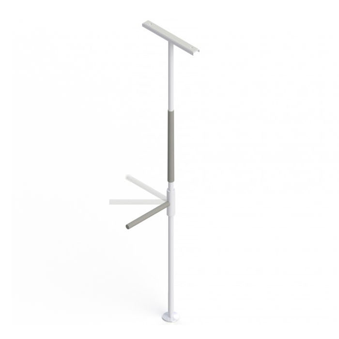HealthCraft superpole stand assist system with superbar