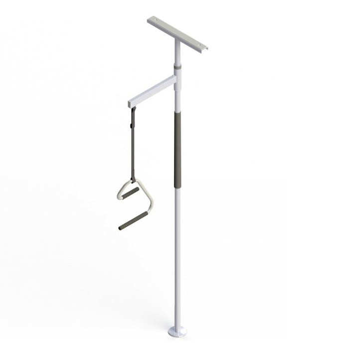 HealthCraft superpole stand assist system with supertrapeze
