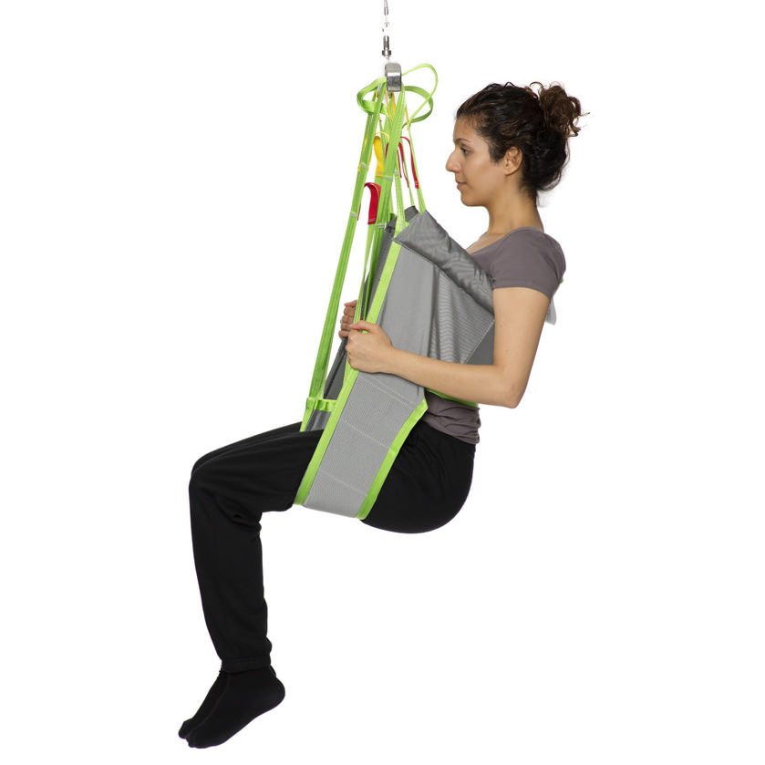 Human Care Toileting Low Back Sling