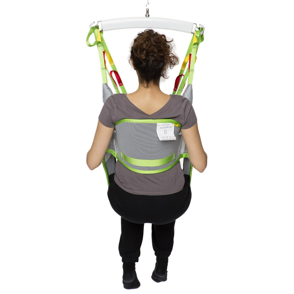 Human Care Toileting Sling, Polyester Net