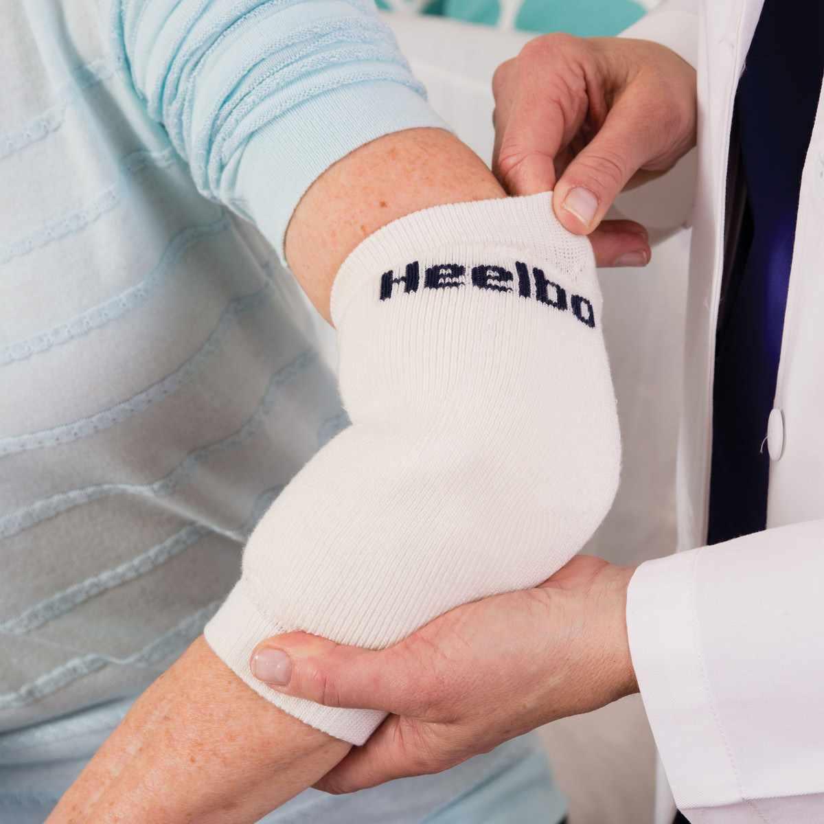 Heelbo Heel and Elbow Protector