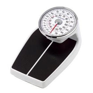 Health O Meter Dial Step On Floor Scale, 11-1/2 x 13 Inch