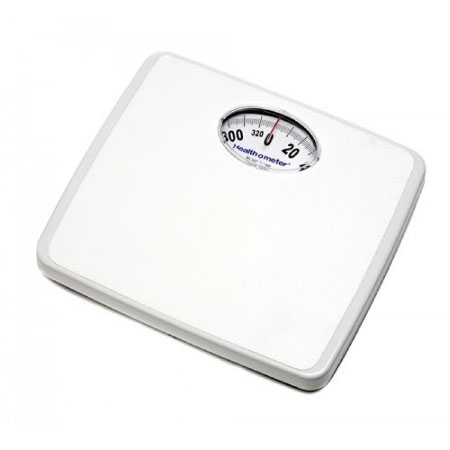 Health O Meter Dial Step On Floor Scale, 9-7/8 x 11-3/4 Inch