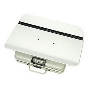 Health O Meter Pediatric Mechanical Tray Scale, 50 lb, White