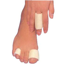 Hermell Softeze Finger And Toe Protective Bandage