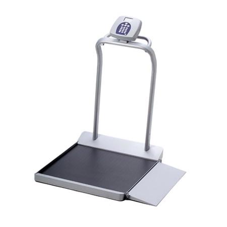 Health o meter digital wheelchair ramp scale
