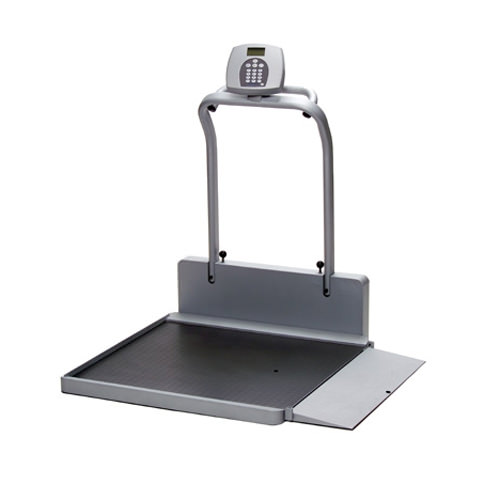 Health o meter ProPlus oversized folding wheelchair scale