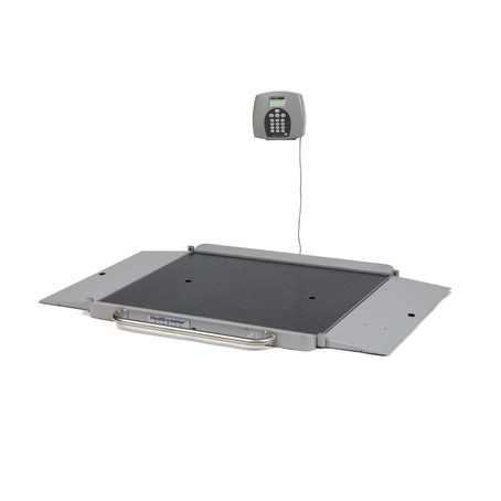 Health O Meter ProPlus wheelchair scale