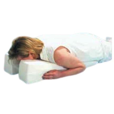 Hermell Polyurethane Foam Face Down Pillow