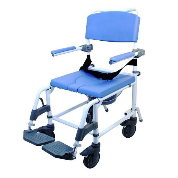 Healthline Medical 150 Shower Commode Chair (Model 150)