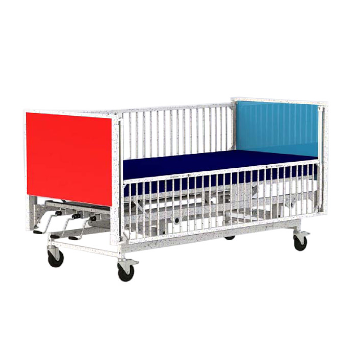Hard Manufacturing Stockton Youth Bed