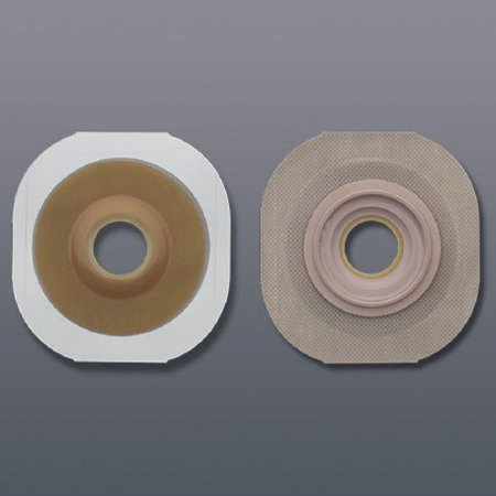 Hollister colostomy barrier flextend tape 2-1/4 flange red code 1-1/8 stoma