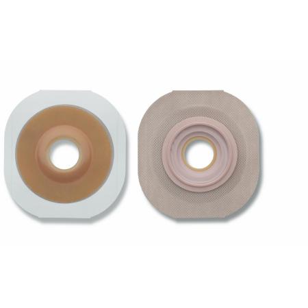 "Hollister Skin barrier new image pre-cut 2-3/4"" flange blue code 2"" stoma"