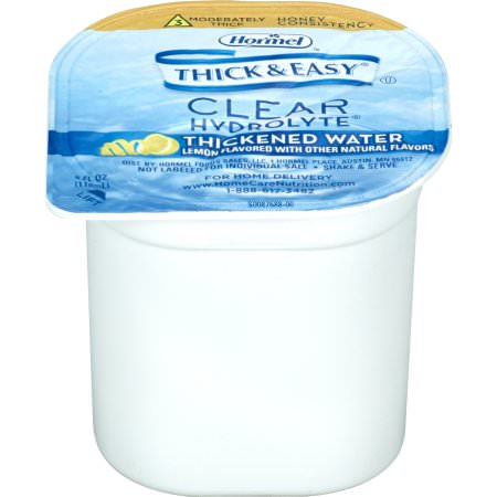 Thick & Easy Clear Hydrolyte Thickened Water
