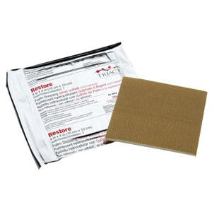 """Restore Non-Adhesive Foam Dressing with Silver 6"""" x 8"""""""