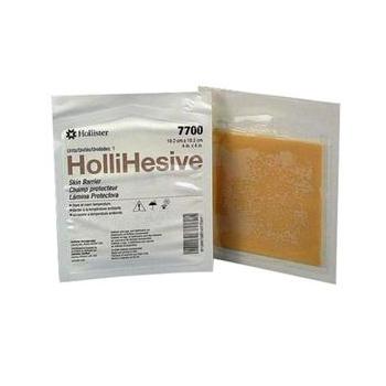 "HolliHesive Skin Barrier, 4"" x 4"""