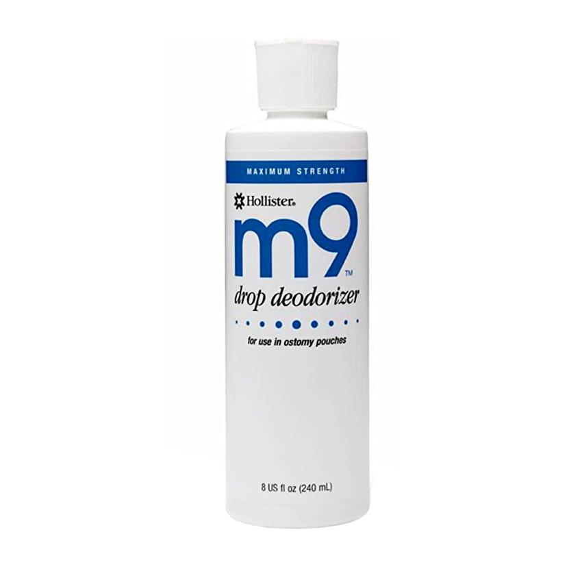 Hollister ostomy appliance deodorant m9 8 oz. Pump spray bottle, unscented