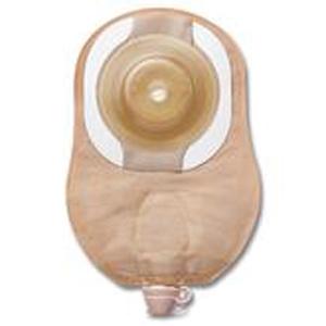 "Hollister Ceraplus One-Piece Soft Convex Urostomy Pouch, 7/8"" Stoma"