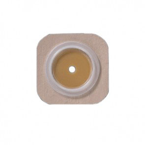 """Hollister Flextend Trim-to-Fit Flat Colostomy Skin Barrier, 1-3/4"""" flange, 1-1/4"""" Stoma"""