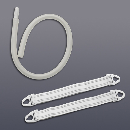 Hollister Extension Tubing with Connector