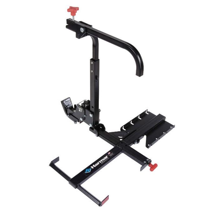Harmar AL003 Tilt N' Tote manual wheelchair lift