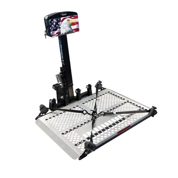 Harmar AL500 universal power chair lift