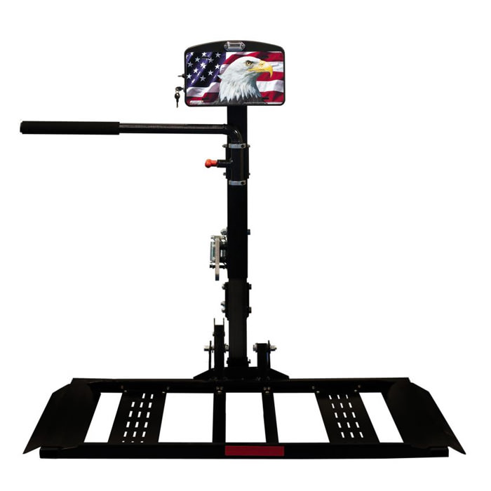 Harmar AL560XL automatic universal power wheelchair lift