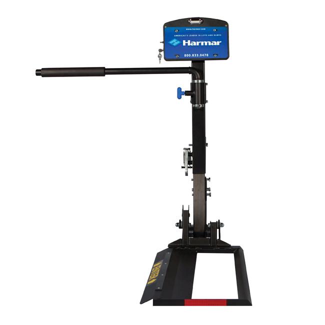 Harmar AL580 next generation power wheelchair lift