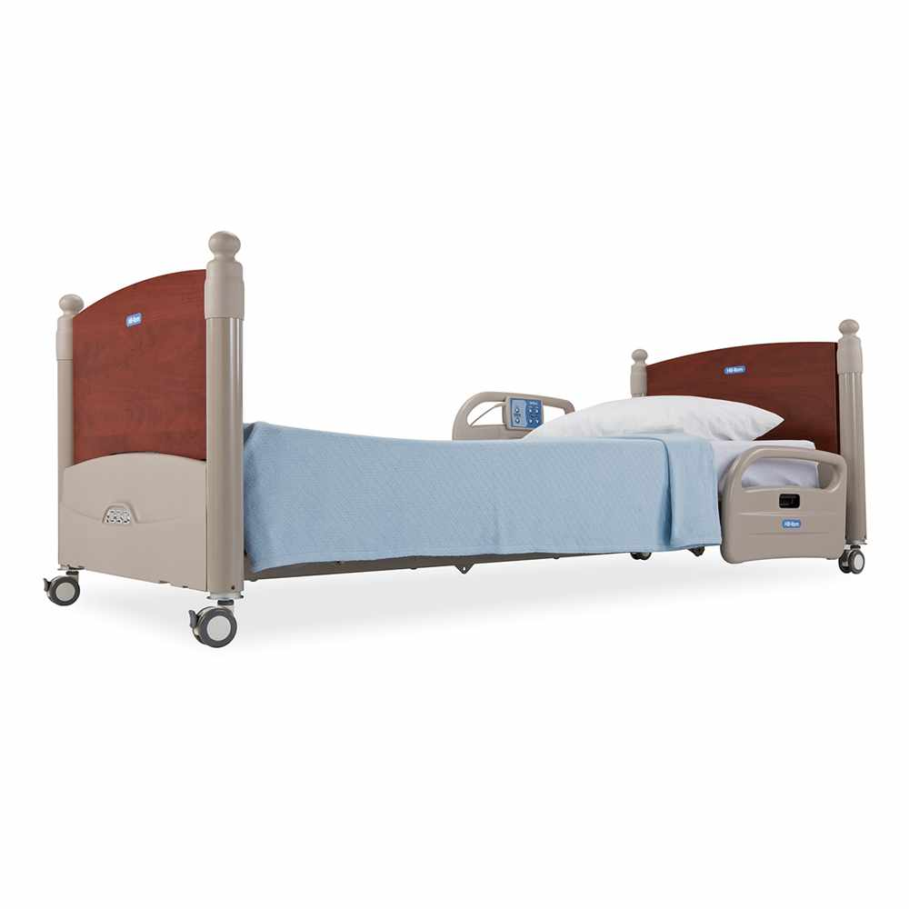 Hillrom 100 Low LTC bed