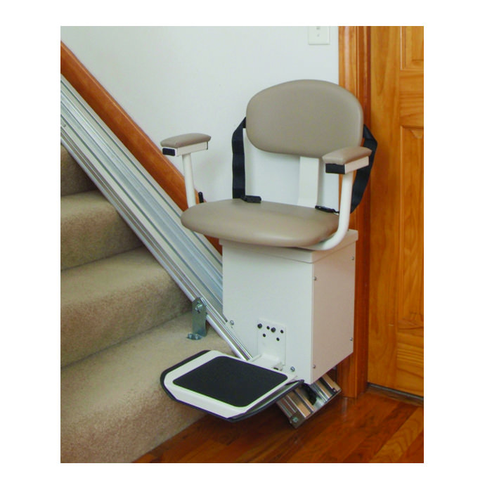 Summit straight indoor stair lift - SL350AC