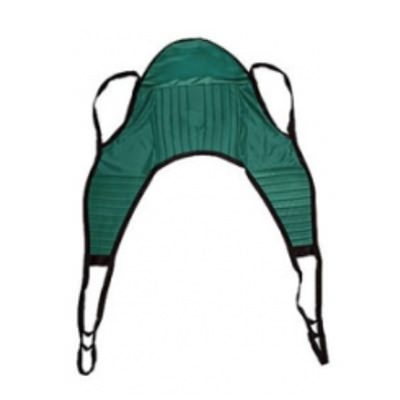 Hoyer 4-point padded U-sling with head support