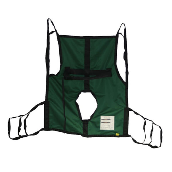 Hoyer 4-point one piece commode sling