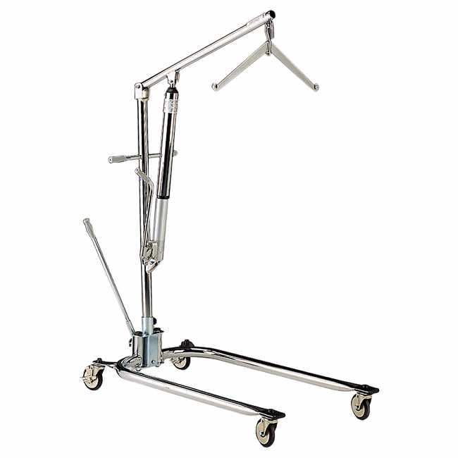 Hoyer Legacy C-HLA manual hydraulic patient lift