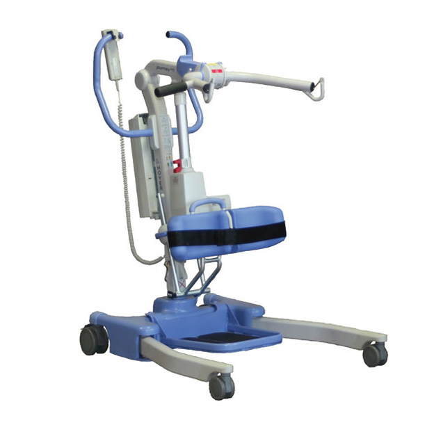 Hoyer professional journey power stand-up lift