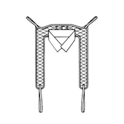 Hoyer comfort access sling
