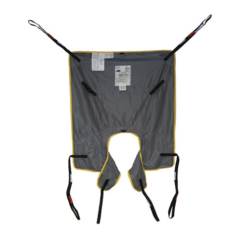 Hoyer professional 6-point quick fit deluxe poly sling