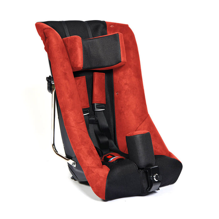 Columbia 2000 therapedic integrated positioning car seat