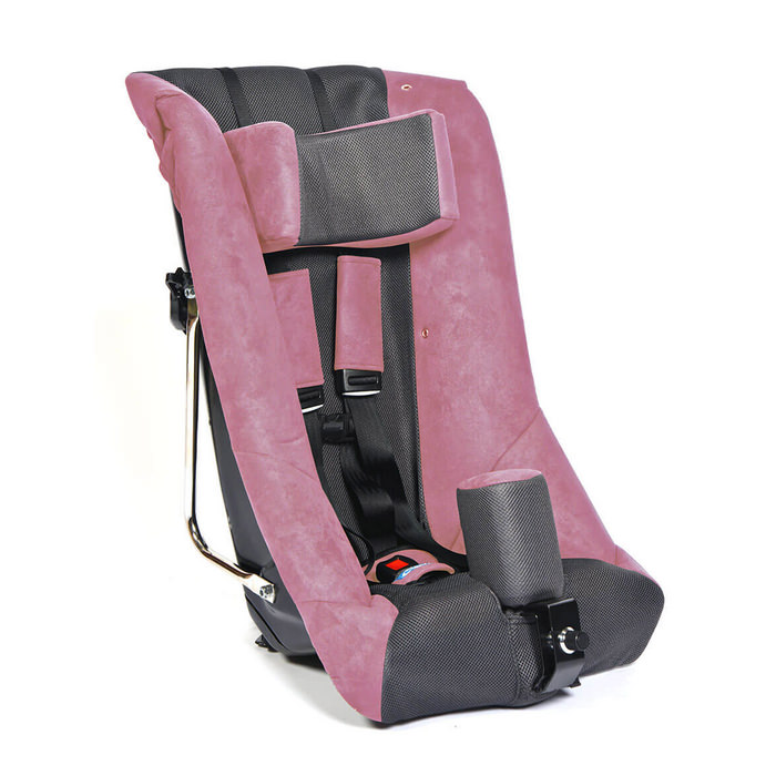 2000 therapedic integrated positioning car seat