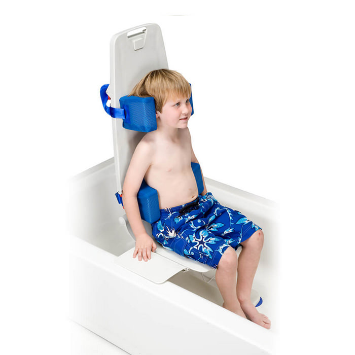 Columbia AquaLift shower system