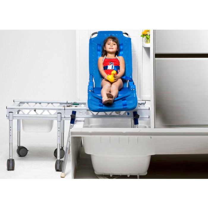 Ultima access bath transfer system