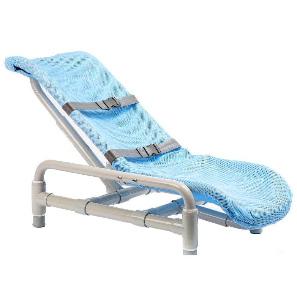 Columbia Contour supreme reclining PVC bath chair
