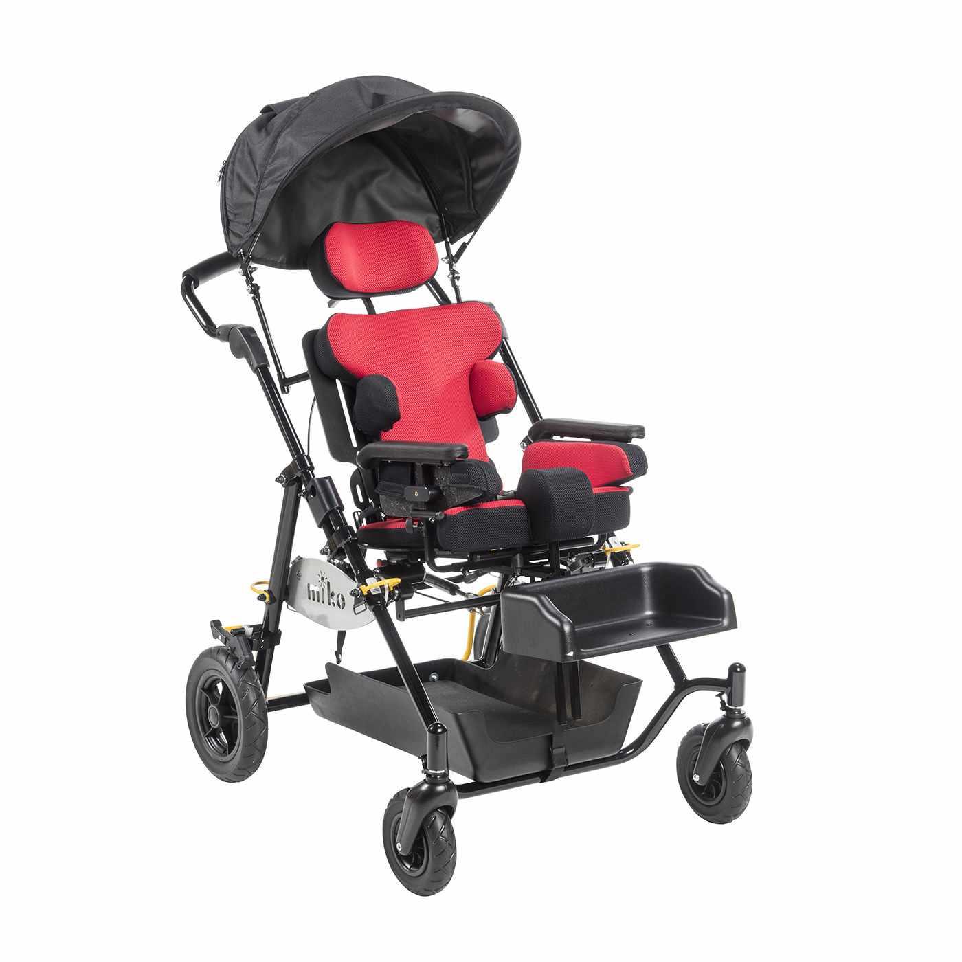 Miko tilt mobility stroller
