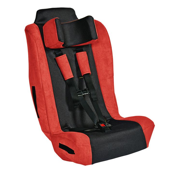 Spirit APS car seat Plus, convertible pink