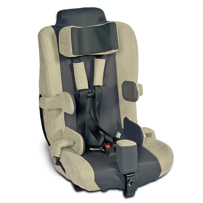 Spirit APS car seat Plus, Dube buggy beige