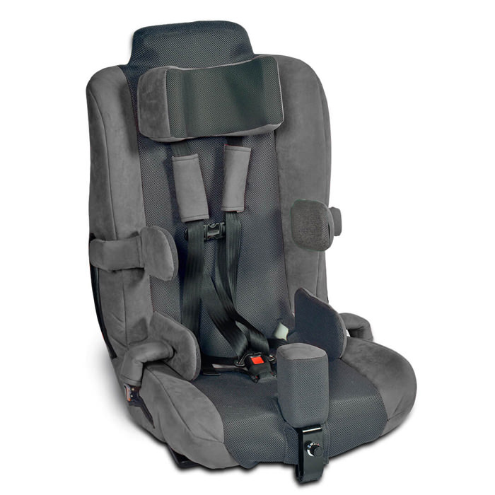 Spirit APS car seat Plus, Speedway gray