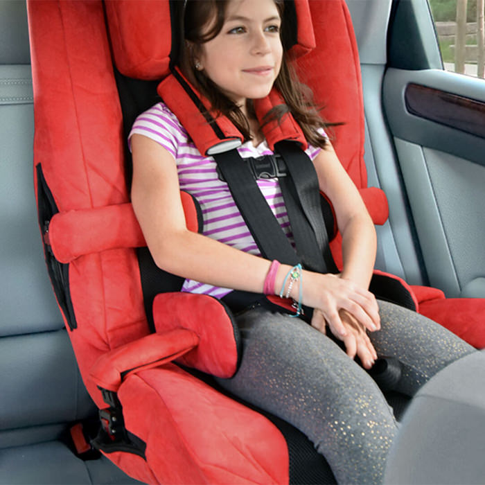 Spirit APS car seat Plus with user