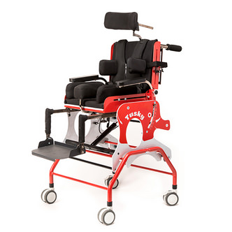 Drive medical tusky tilt and recline seating system