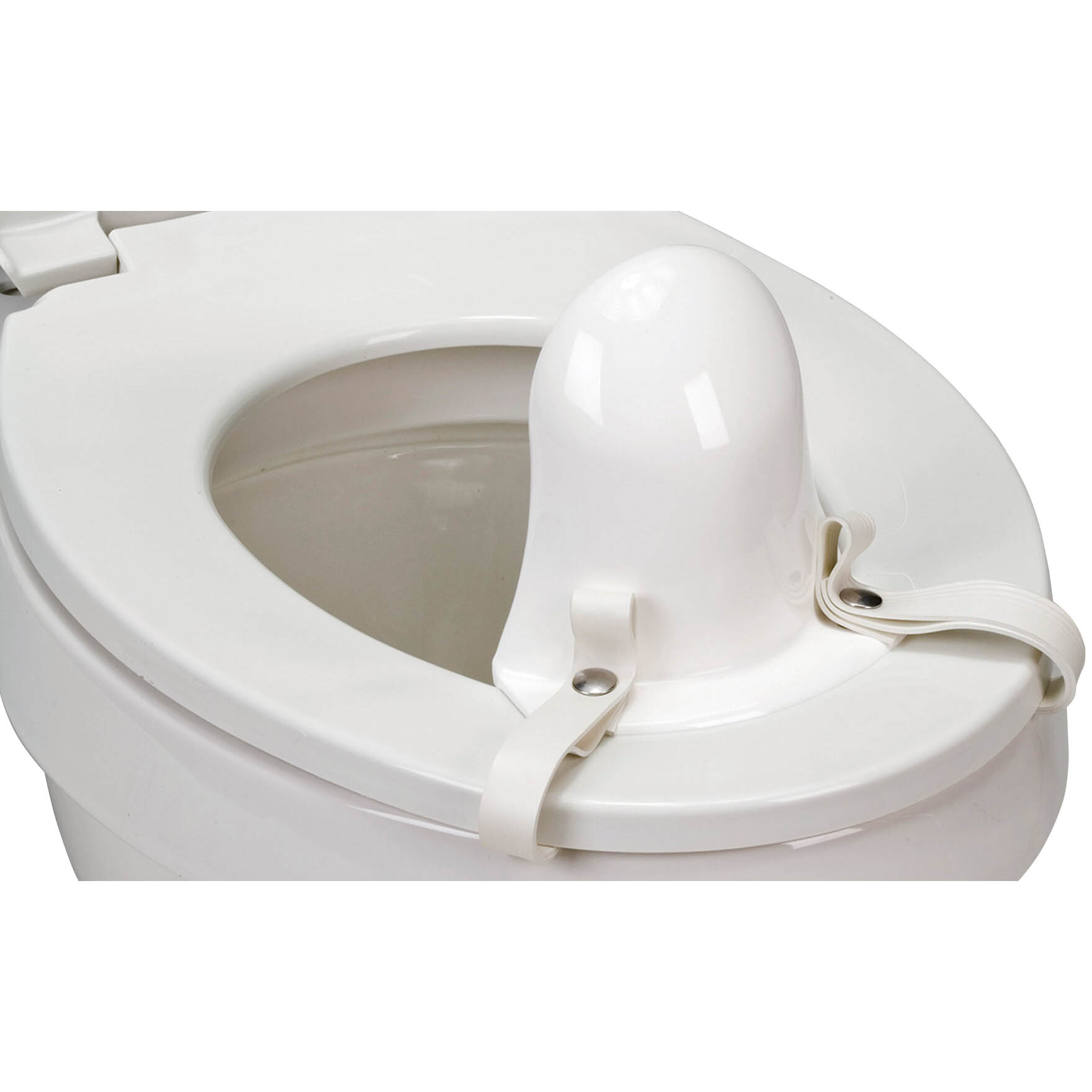 Soft-Flex Splash Guard For Toilet Support System | Inspired By Drive (Tz-A4975)